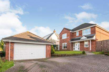 5 Bedrooms Detached House for sale in Honiton, Devon