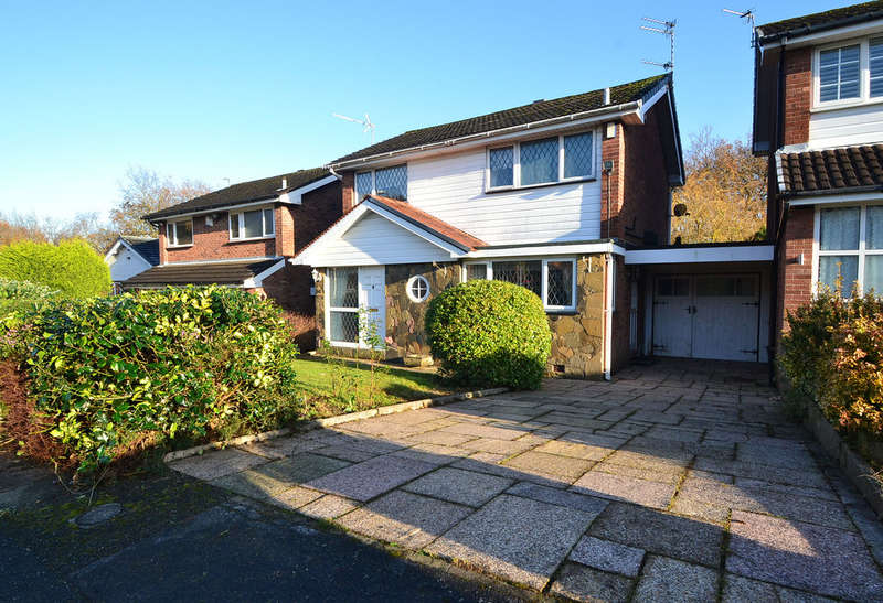 3 Bedrooms Detached House for sale in Brookside Avenue, Offerton, Stockport SK2 5HR