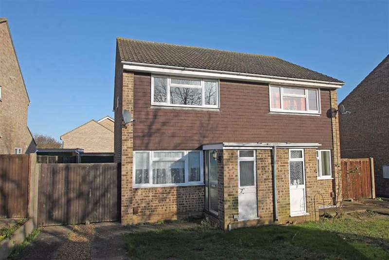 2 Bedrooms Semi Detached House for sale in Cawdor Close, Bedford