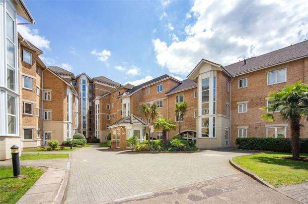 2 Bedrooms Apartment Flat for sale in Blakes Quay, Gas Works Road, Reading