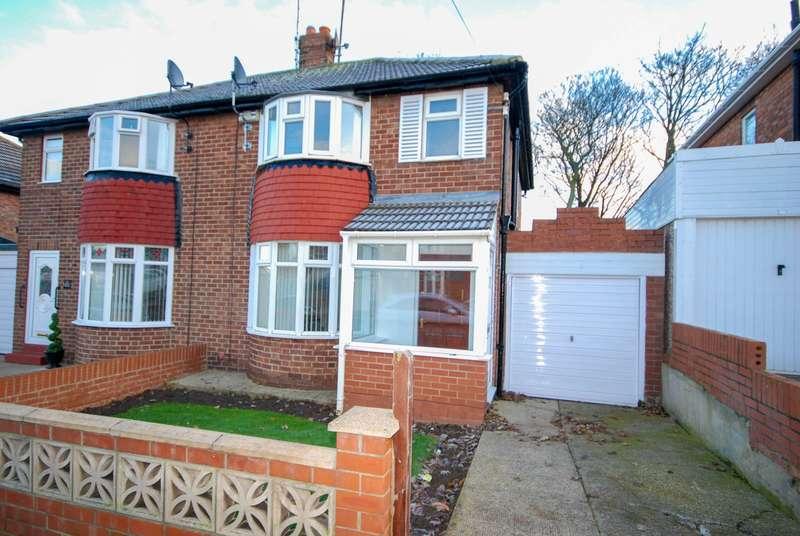 3 Bedrooms Semi Detached House for sale in Torver Crescent, Seaburn Dene