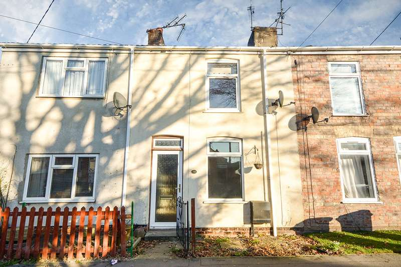 2 Bedrooms House for sale in Water Lane, North Hykeham, Lincoln, Lincolnshire, LN6