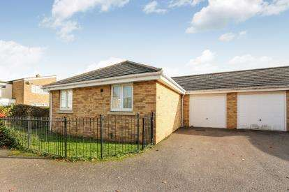 3 Bedrooms Bungalow for sale in Epsom Close, Stevenage, Hertfordshire, England