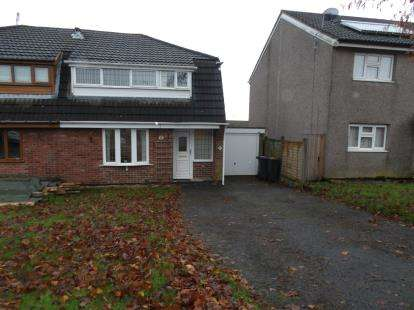 3 Bedrooms Semi Detached House for sale in Malvern Crescent, Ashby-De-La-Zouch, Leicestershire