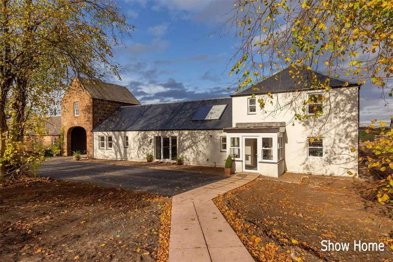 4 Bedrooms House for sale in Balgreen - House 1, Hollybush, By Ayr, East Ayrshire, KA6