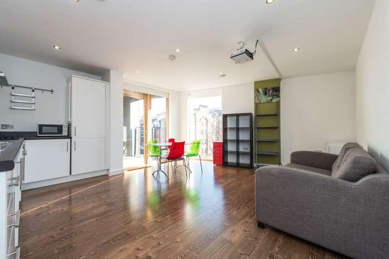 1 Bedroom Flat for sale in Milcote Street, London, SE1