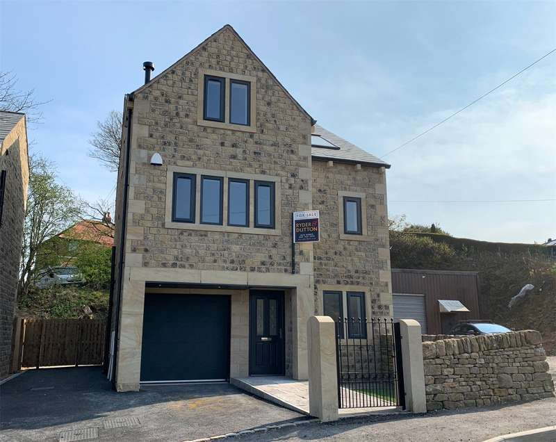5 Bedrooms Detached House for sale in Plot 1 No 1 Wall Hill View, Wall Hill Road, Dobcross, Oldham, OL3