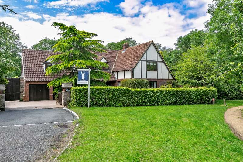 4 Bedrooms Detached House for sale in Verley Close, Woughton on the Green