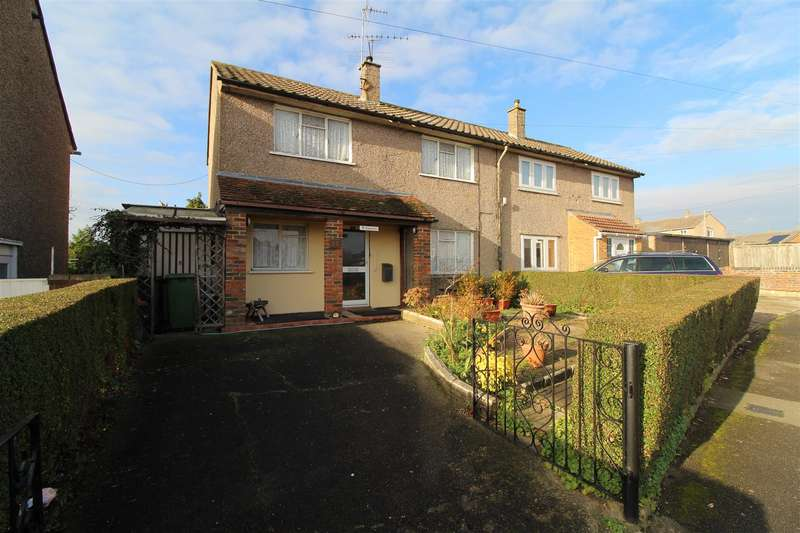 3 Bedrooms Semi Detached House for sale in Abercorn Road, Luton