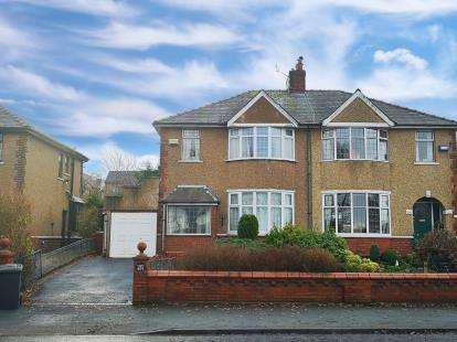 3 Bedrooms Semi Detached House for sale in Livesey Branch Road, Blackburn, Lancashire, BB2