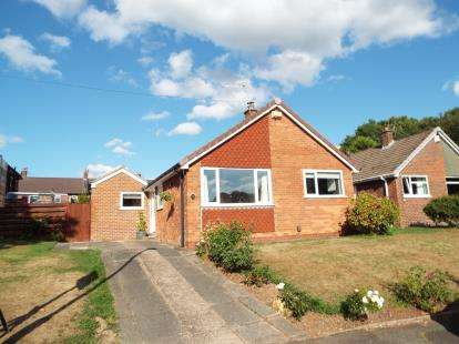 3 Bedrooms Bungalow for sale in Helena Close, Knutsford, Cheshire