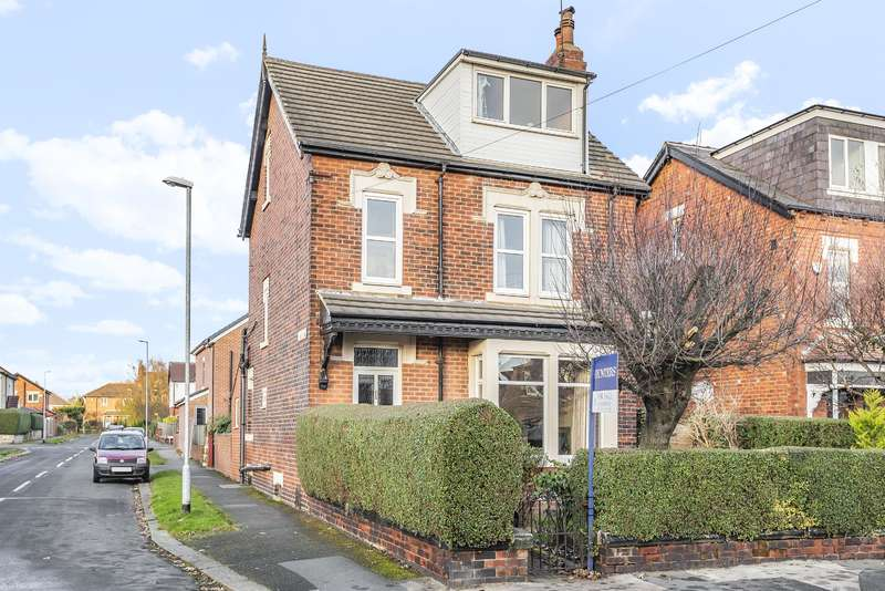 5 Bedrooms Detached House for sale in Gledhow Avenue, Roundhay, Leeds, LS8 1NU