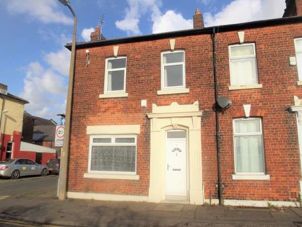 2 Bedrooms Terraced House for sale in St. Georges Road, Preston, PR1