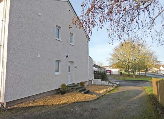 2 Bedrooms Flat for sale in Swan Road, Ellon, Aberdeenshire, AB41 9GA