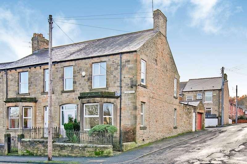 3 Bedrooms Property for sale in Dene View, Burnopfield, Newcastle Upon Tyne, NE16