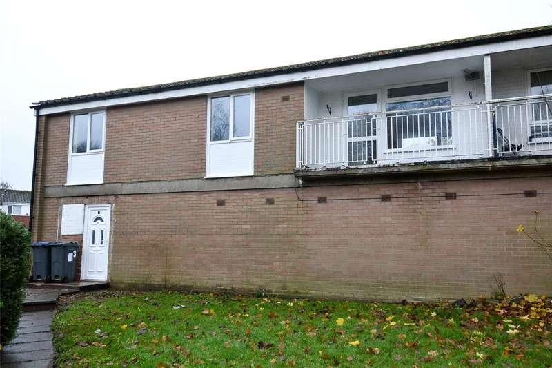 2 Bedrooms Maisonette Flat for sale in Pickering Croft, Bartley Green, Birmingham, B32