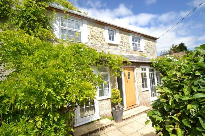 3 Bedrooms Cottage House for sale in High Street, Niton