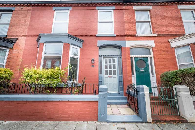 3 Bedrooms House for rent in Balcarres Avenue, Mossley Hill