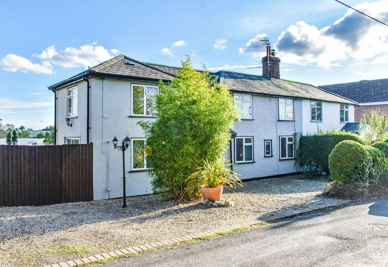 3 Bedrooms Cottage House for sale in Chapel End Way, Stambourne, Halstead