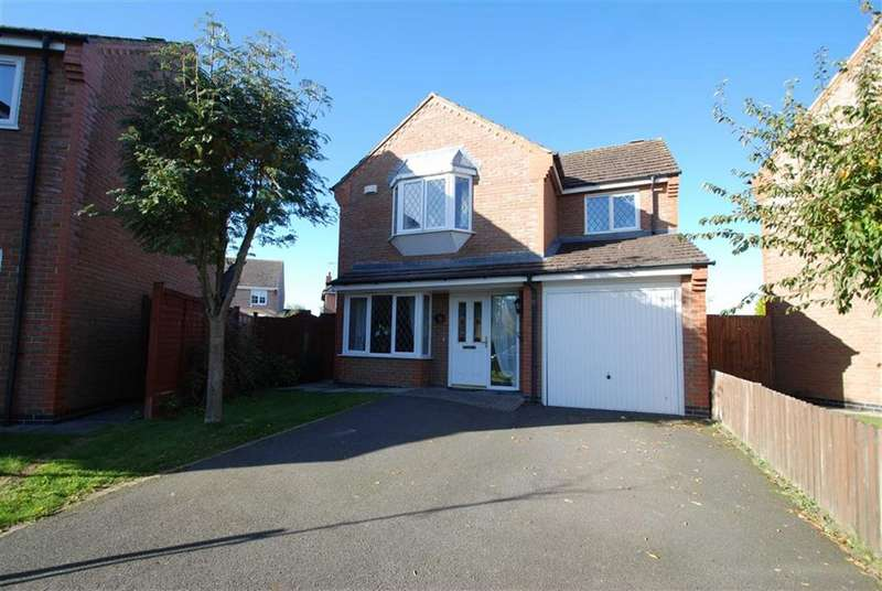 4 Bedrooms Detached House for sale in Sherbourne Close, Swineshead, Boston