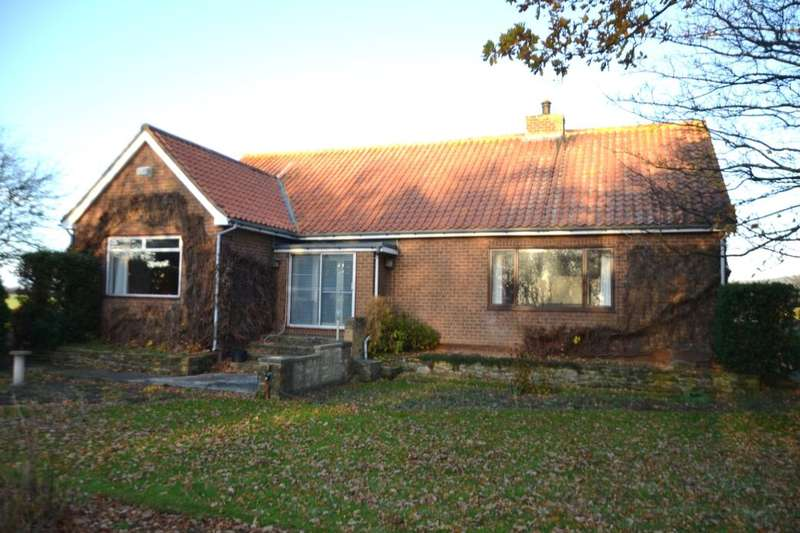 4 Bedrooms Detached Bungalow for sale in Tocketts, Guisborough, TS14