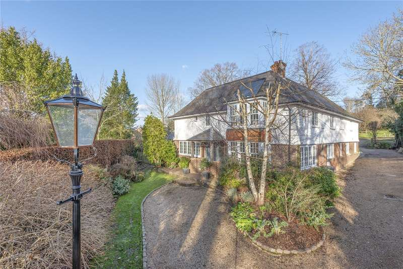5 Bedrooms Detached House for sale in High Street, Buxted