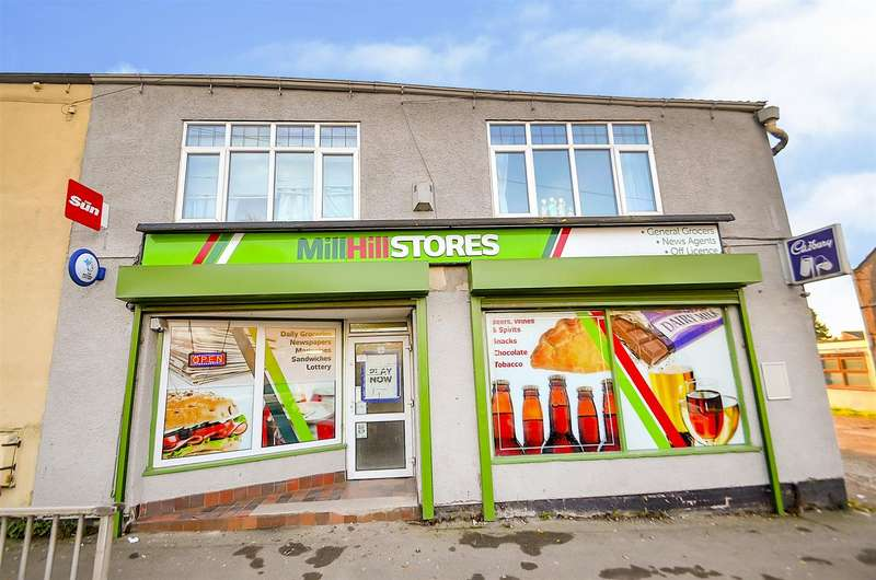 3 Bedrooms Retail Property (high Street) Commercial for sale in Peasehill, Ripley