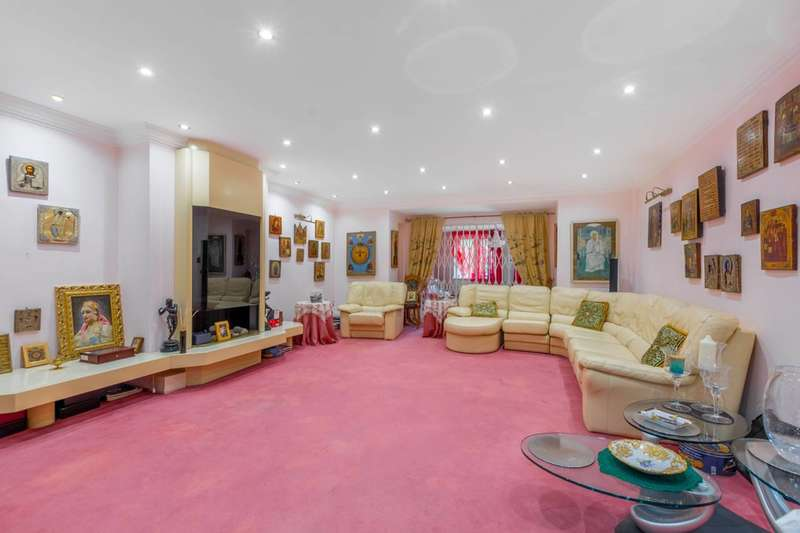 5 Bedrooms House for sale in Fordington Road, Highgate, N6