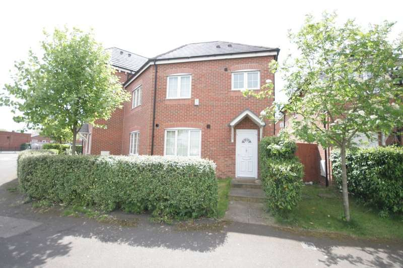 3 Bedrooms Property for rent in Pyms Lane, Crewe CW1