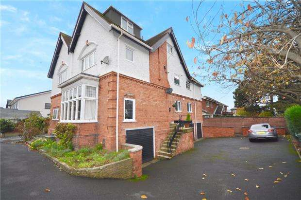 2 Bedrooms Apartment Flat for sale in Thorn House, 50 Lache Lane, Chester