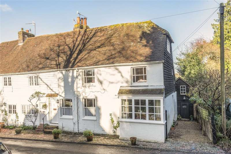 5 Bedrooms End Of Terrace House for sale in Church Street, Hartfield