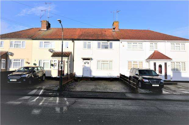 3 Bedrooms Terraced House for sale in Lennard Road, Dunton Green, SEVENOAKS, Kent, TN13 2UX