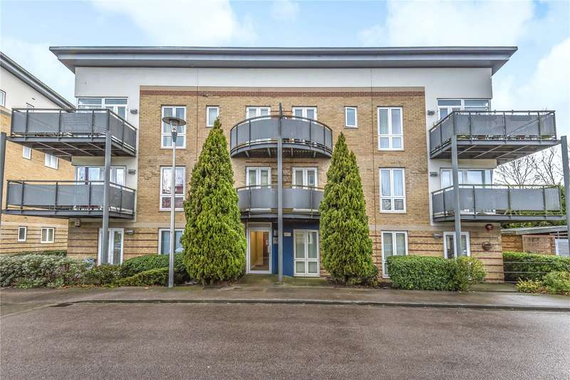 2 Bedrooms Apartment Flat for sale in Monet House, Cassio Place, Watford, Hertfordshire, WD18