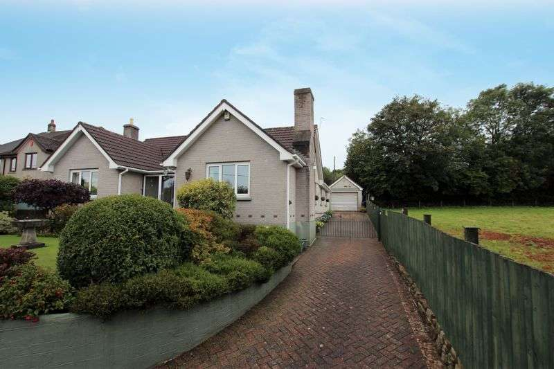 3 Bedrooms Property for sale in Chilsworthy, Cornwall