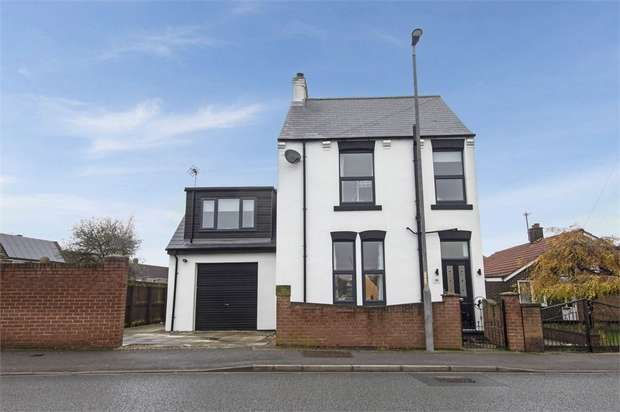 4 Bedrooms Detached House for sale in Owton Manor Lane, Hartlepool, Durham