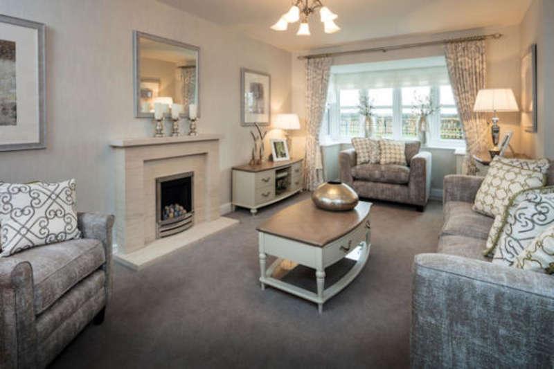 4 Bedrooms Detached House for sale in Cottam Hall Lane, Cottam
