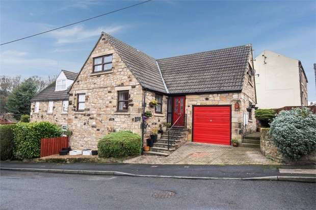 3 Bedrooms Semi Detached House for sale in Busty Bank, Burnopfield, Newcastle upon Tyne, Durham
