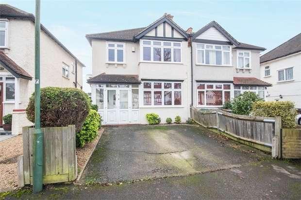 3 Bedrooms Semi Detached House for sale in Garden Close, Wallington, Surrey