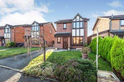 3 Bedrooms Detached House for sale in Constable Avenue, Lostock Hall, Preston, Lancashire, PR5