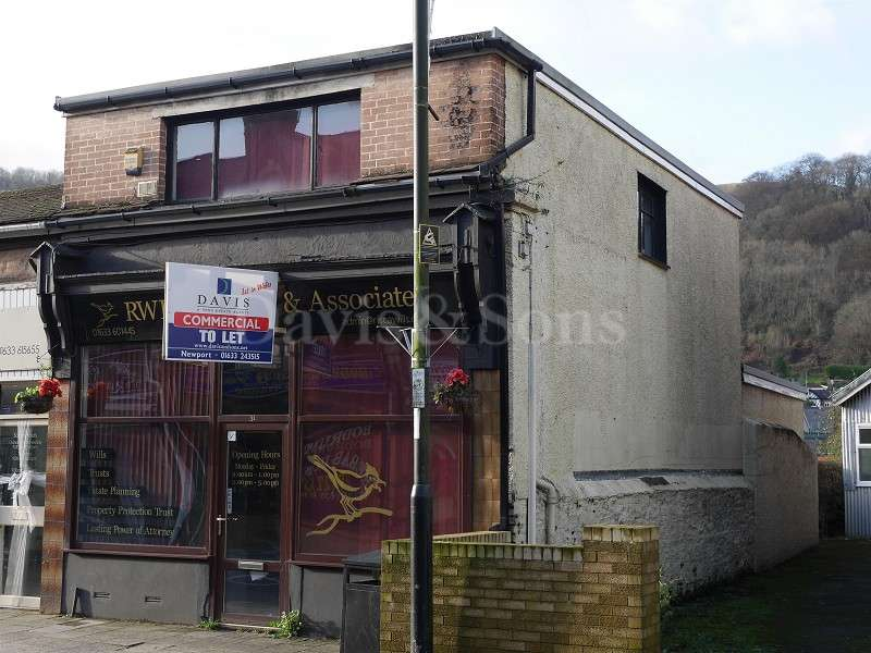 Shop Commercial for rent in Tredegar Street, Risca, Town Centre, Risca . NP11 6BU