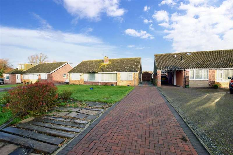 2 Bedrooms Semi Detached Bungalow for sale in Tonford Lane, , Canterbury, Kent