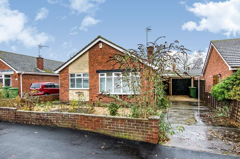3 Bedrooms Detached Bungalow for sale in Benson Crescent, Lincoln, LN6