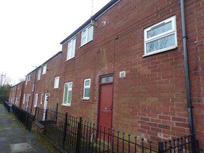 4 Bedrooms Terraced House for sale in Otterham Walk, Manchester, Greater Manchester