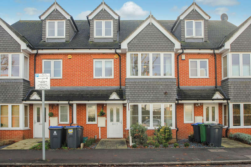 4 Bedrooms Terraced House for sale in Burney Avenue, Surbiton