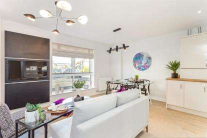1 Bedroom Flat for sale in Milliners Place, Boater Court, Caleb Close, Luton