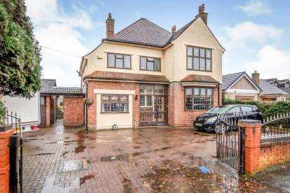 4 Bedrooms Detached House for sale in Bloxwich Road North, Willenhall, West Midlands