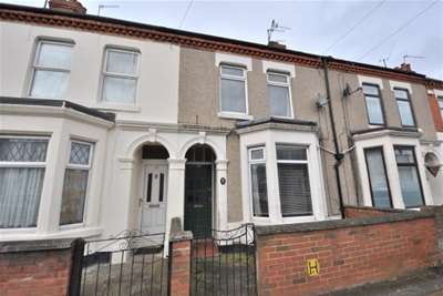 2 Bedrooms Terraced House for rent in St. Leonards Road, Northampton, NN4