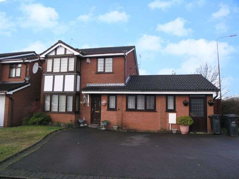 5 Bedrooms Property for sale in BRIERLEY HILL, AMBLECOTE, Blithfield Drive