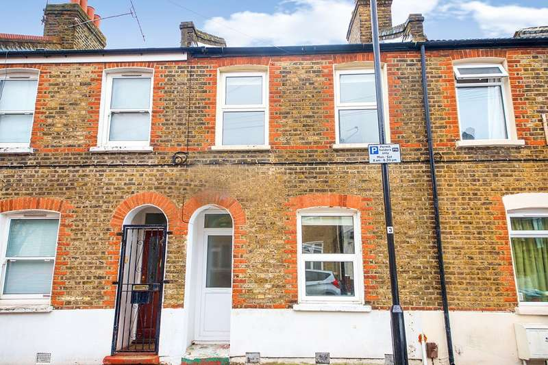 2 Bedrooms House for sale in Salmen Road, London, E13