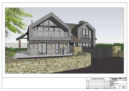 4 Bedrooms House for sale in Lon Golf, Abersoch, Pwllheli, Gwynedd, LL53